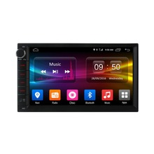 Octa Core android 6.0 2GB RAM 32GB ROM 2 din Car Radio DVD Player for Universal Multimidia audio stereo GPS Navigation 178*100mm