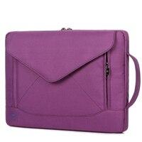 Waterproof Laptop Sleeve Bag Business Men Briefcase Shoulder Bag For IPAD Dell Alienware Macbook Lenovo Notebook