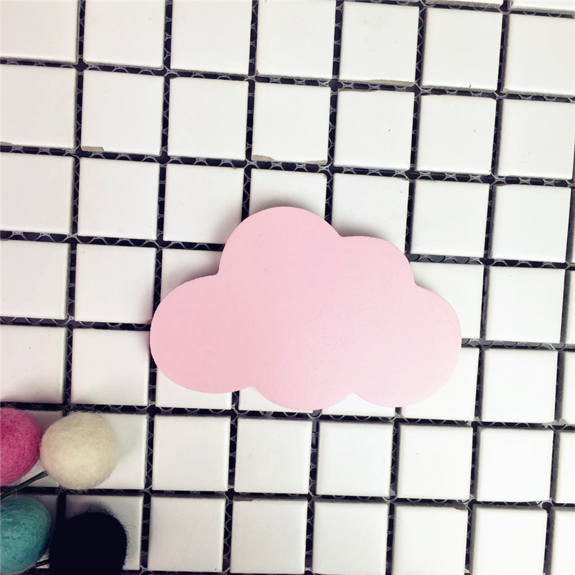 Eva2king Newly White Cloud Wall-amount Toys Baby Girls Boys Room Decor Home Decorations Hanging Mobile Toys For Children Gifts