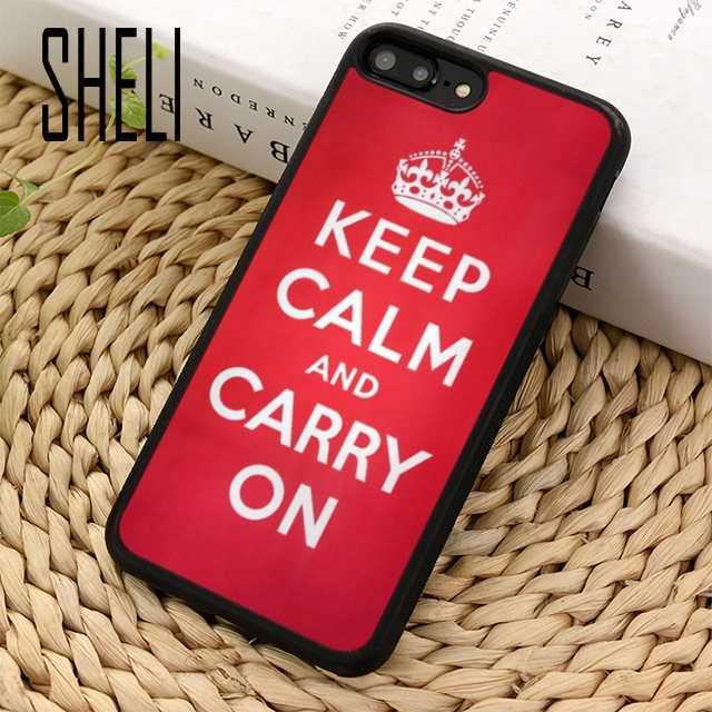 cover samsung s6 keep calm