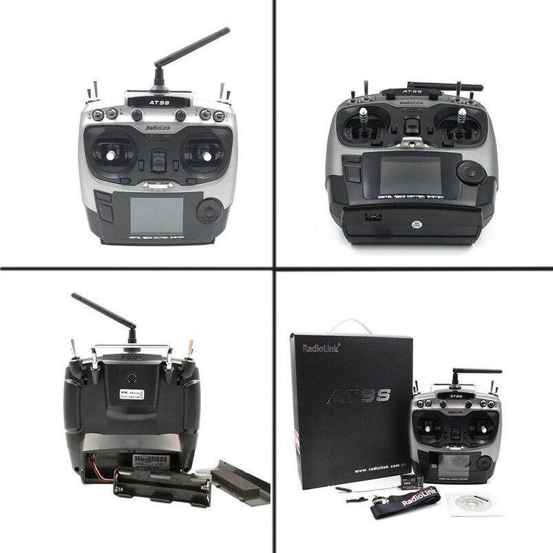 DIY Full Set 2.4GHz 4-Aixs Quadcopter RC Drone 630mm Frame Kit MINI PIX+GPS AT9S TX RX Brushless Motor ESC Altitude Hold