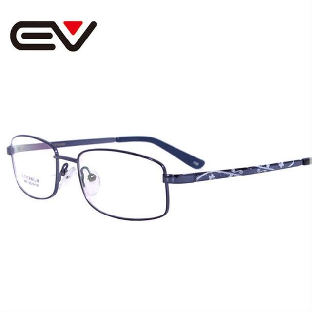 e1271a823177 Christmas Gifts Business Optical Myopia Glasses Womens Titanium Eyeglasses  Frame Armacao de Oculos de Grau Feminino