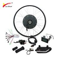 Бесплатная доставка электрический велосипед комплект 1000 Вт концентратор Мотор колесо Шестерни меньше MTB Электрический горный велосипед 48