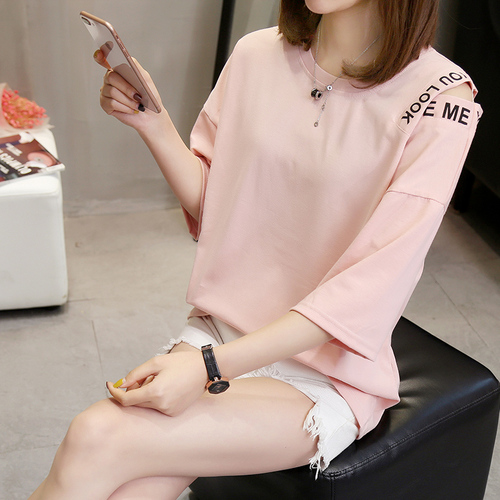 New 2019 Summer T shirt Women Tops Fashion short sleeve T-shirts Female tops Tees new style Promtion