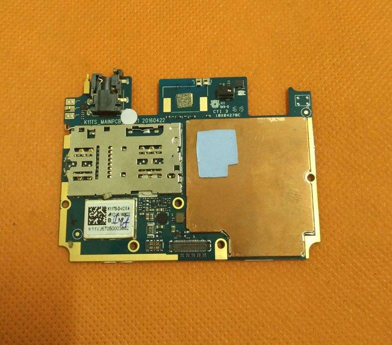 Carte mère d'origine 4G RAM + 32G ROM Carte Mère pour Ulefone Avenir MTK6755 Octa Core 5.5 FHD 1920x1080 Livraison Gratuite