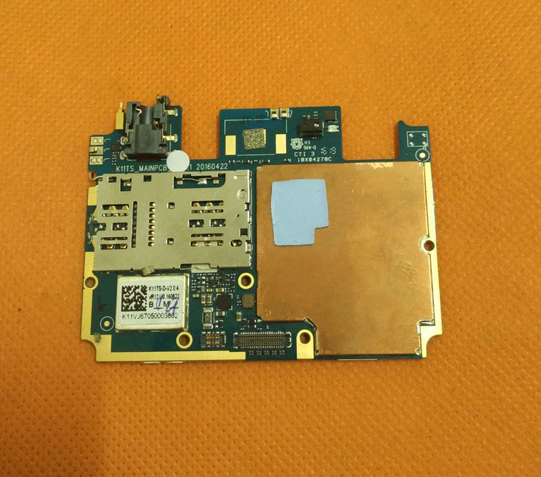 Original mainboard 4G RAM+32G ROM Motherboard for Ulefone Future MTK6755 Octa Core 5.5 FHD 1920x1080 Free Shipping