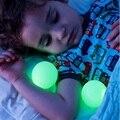 Креативный грибной светодиодный ночник  яркая светящаяся настольная лампа  съемные шары  Детские спальные игрушки  Светильники для спальни...