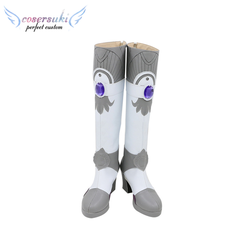 Free Shipping IDOLiSH7 Izumi Mitsuki cosplay shoes Cosplay Customized For You