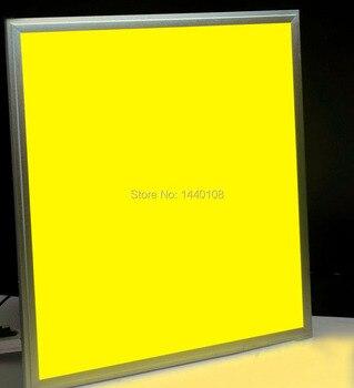 600X600 LED Panel Cahaya 36 W RGB Multi Warna LED Downlight dengan Garansi 3 Tahun CE RoHS Gratis pengiriman