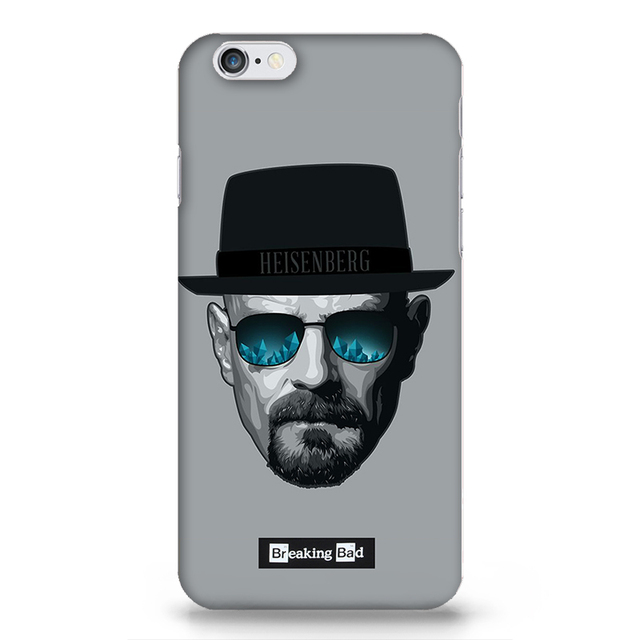 Breaking Bad Walter White Case For iPhone