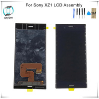 For Sony Xperia Z1 L39 L39H C6902 C6903 LCD Display Screen Touch Digitizer Repair Parts with 3M Sticker and Tools 5.0inch LCD