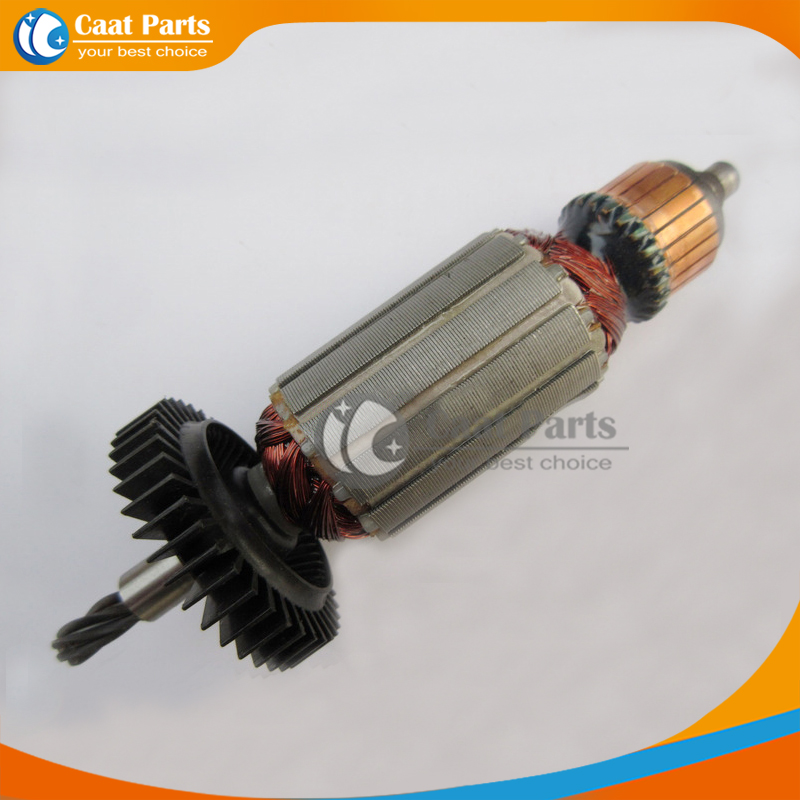 Free shipping! AC 220V 6-Teeth Drive Shaft Electric Hammer Armature Rotor for DeWalt DW561K DW566K, High quality ! цена