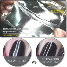 top Repair Coat 8ml Scratch Proof No Wipe Top Coat Anti Allergy Gel for Nail Polish Lak Resin VernisSemi Permanant Lacquer(China)