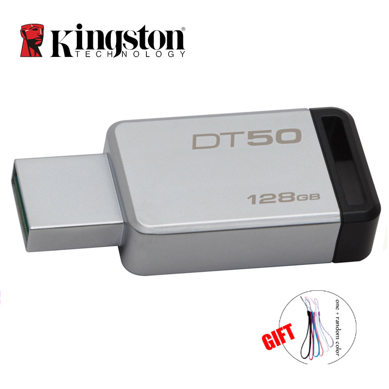 Kingston Pendrive Memory-Stick Trans 16GB 128gb Usb 64GB 32GB Read 110mb/S