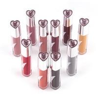 New 10Pcs/Set 10 Colors Waterproof Make up Lip Pencil Long Lasting Smooth Liquid Matte lipstick Lip tint kit Gloss makeup tools