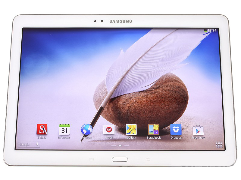 Samsung Galaxy Note 2014 10.1 P605 4g + WIFI Tablet PC 10.1 di pollice 3 gb di RAM 16 gb di ROM android 8MP Fotocamera 8220 mah Batteria