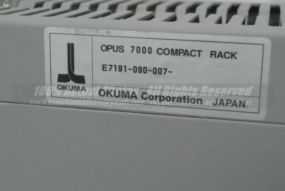 ONE Set! E7191-090-007 With Card (FCP4 A911-2832) (UCMB+F A911-2801) (ACP A911-2850) Used Good In Condition With Free DHL / EMS