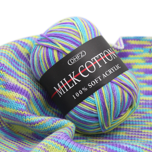 Mix Colors In A Pack Free Shipping 500g Lot Segment Dyed Milk