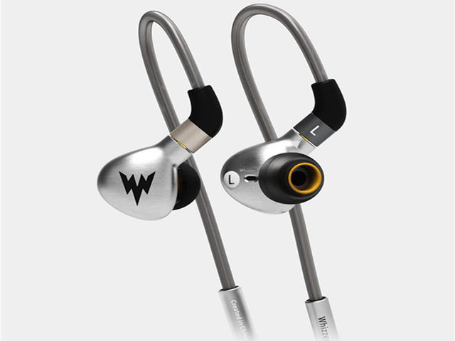 Whizzer A15 Dynamic Driver HiFi Audiophile In Ear Earphones With MMCX Detachable Cable