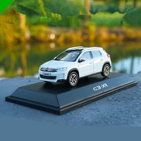 1:43 C3 XR CITROEN alloy car toy,High simulation collection model car,diecast metal model toy vehicle,free shipping