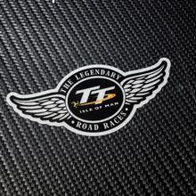 Остров Мэн TT дорожные гонки наклейки Manx T/T туристический трофей мотоцикл светоотражающие шлемы наклейки для Superbike SBK наклейка