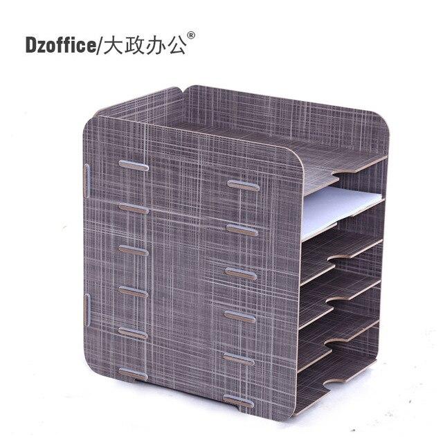 Lagerung Produkte Aus Holz Buro Desktop Datei Rahmen Daten Mit 4