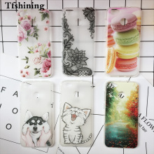 Tfshining Phone cases for zte blade a6 silicone tpu case for phone ZTE Blade A6 5.2inch Mobile phone Skin Shell Cover for ZTE A6