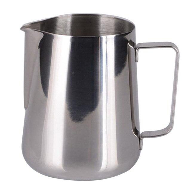12 Oz Stainless Steel Cup Milk Pot Milk Cup coffee mug metal mug