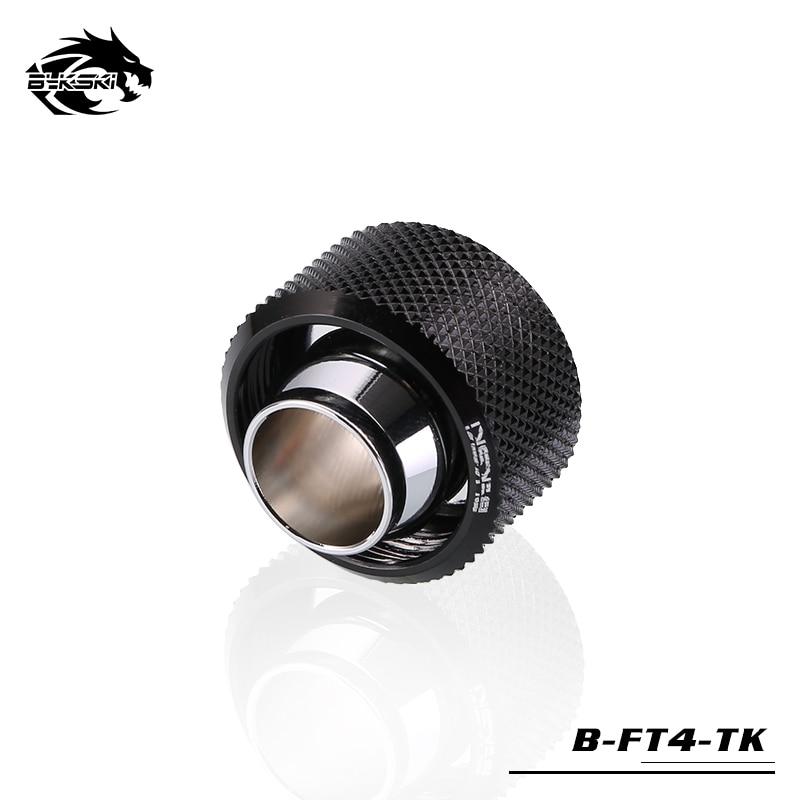 BYKSKI Use For Inside Diameter 13mm + Outside Diameter 19mm Hose / ID13mm + OD19mm Soft Tube / Hand Connector Fitting G1/4