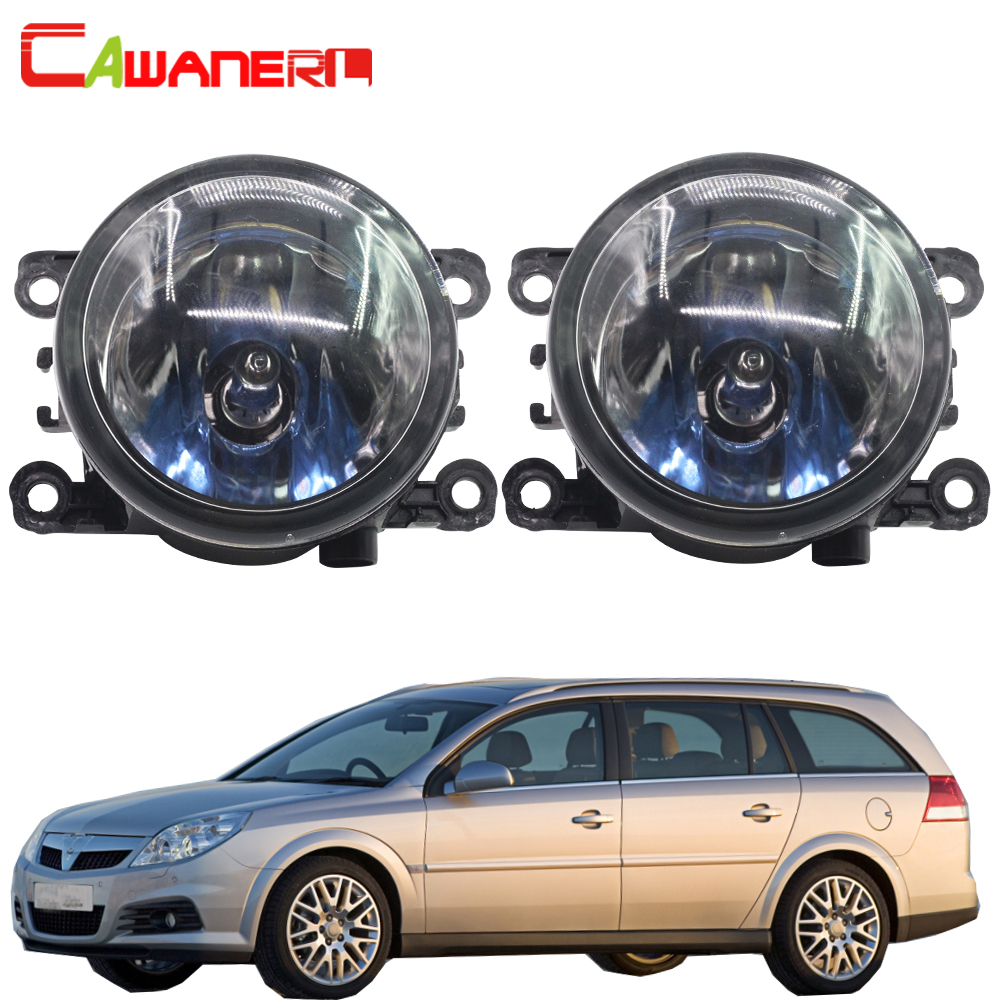 Cawanerl For Opel Vectra C 2002-2008 H11 100W Car Halogen Bulb Fog Light DRL Daytime Running Lamp 12V Light Accessories куплю задние стекло б у opel vectra a