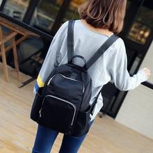 Мода колледж ветер женщины водонепроницаемый оксфорд рюкзак известных дизайнеров Марка плеча сумку отдыха рюкзак для девочки и колледж