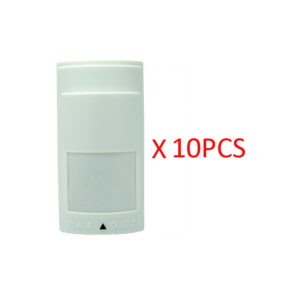 (10ピース)屋内有線pirとマイクロ波デジタルインテリジェントモーションセンサー高品質パラドックスPA 525D赤外線検出器freeship  グループ上の セキュリティ & プロテクション からの センサー & 探知機 の中 1