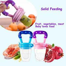 Baby Feeding Nipple Fruit vegetable feeding cup Supplies Nipple Teat Pacifier Bottle Soother Feeder Newborn Pacifier Solid Feede
