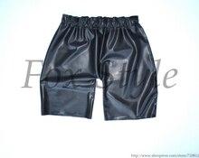 Латекс боксер брюки для мужчин Экзотические ЧЕРНЫЙ(China (Mainland))