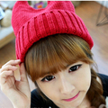 12 Candy Colors Skullies Beanies Casual Unisex Cotton Winter Hats For Women Men Knitting Bone Character Caps Women's Hats  034