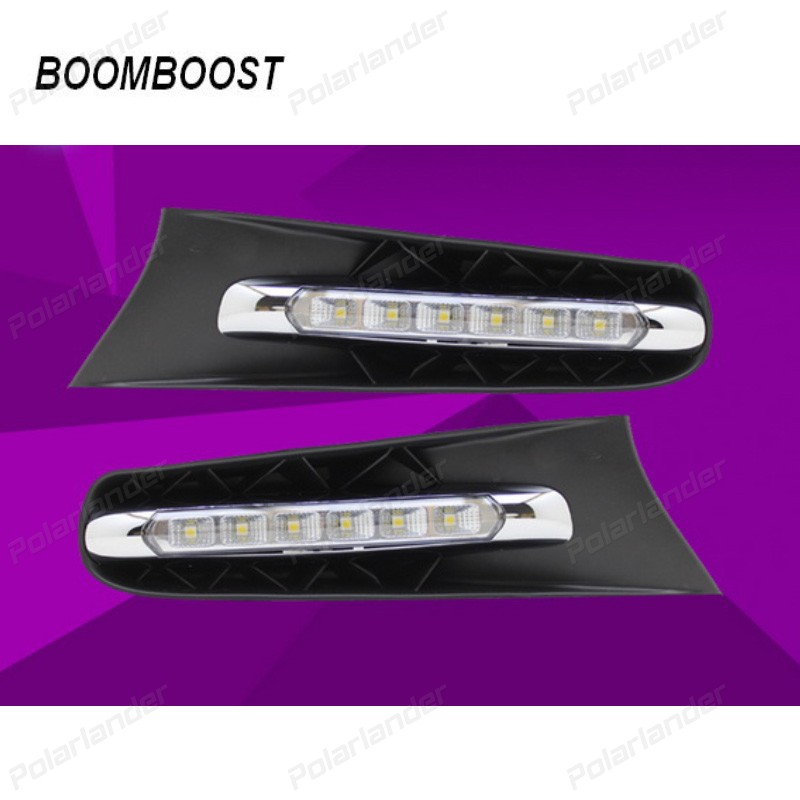 BOOMBOOST 1 set auto accessory car-styling, fog light for L/exus E/S240 ES350 2011 Front cover lamp