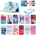 Luxury PU Leather Flip Case For Apple iPhone 5C Wallet Card Holder Cover Full Protect Cell Phone Bag Soft Rubber Silicone Cases