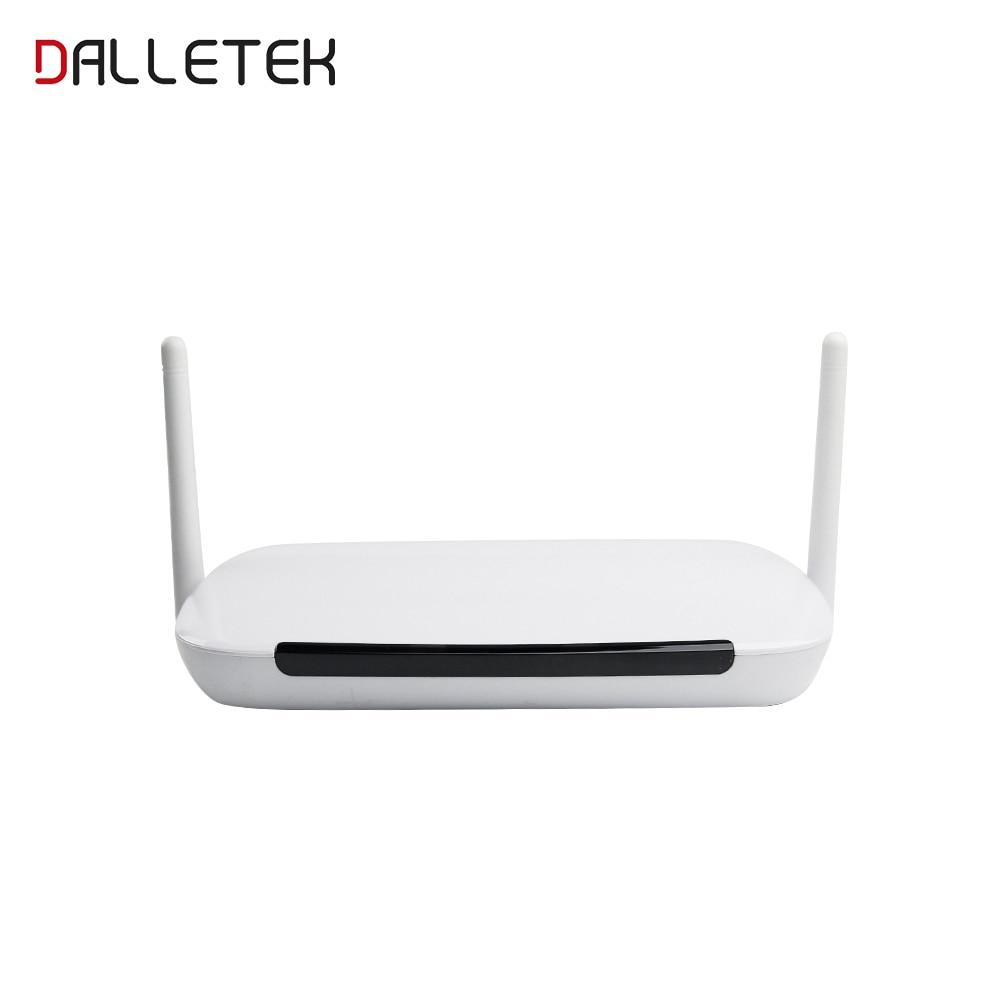 Dalletektv meilleur décodeur Q9 Android 7.1 intégré Wifi Quad-Core 1G \ 8G Android Tv Box Android TV Box