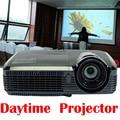 1080 P 3D Full HD Проектор UHP DLP Домашний Кинотеатр Накладные Мини Портативный 1080 P Проектор Дневного Поддержка 1920 х 1080 18000: 1 180 Вт Лампы