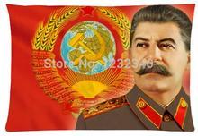 Прохладный Наволочка тирана Сталина Стиль Наволочки (Две Стороны) (20×30 Inch)