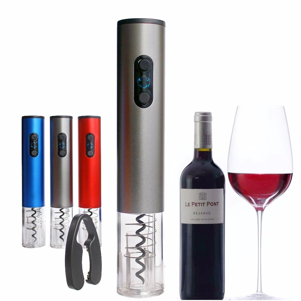 Stainless Steel Wine Bottle Opener Retro Metal Wine Opener Wine Opener Wine Cork Opener Corkscrew Wine Opener Vintage Zinc Alloy Cork Screw Wine Opener Remover
