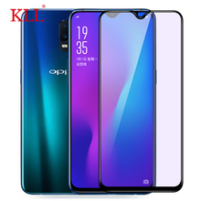 Full Cover Tempered Glass for OPPO R17 Pro R15 R15X Screen Protector Film for OPPO A7 A7X A5 A3 A1 K1 F7 Youth Protective Glass аксессуар защитное стекло для oppo f7 2018 media gadget 2 5d full cover glass black frame mgfcof718bk