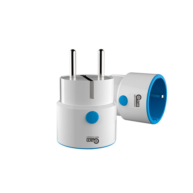 NEO COOLCAM NAS-WR01ZE Z-wave EU Smart Power Plug Socket EU 868.4 MHZ US 908.4 mhz RU 869.2 MHZ