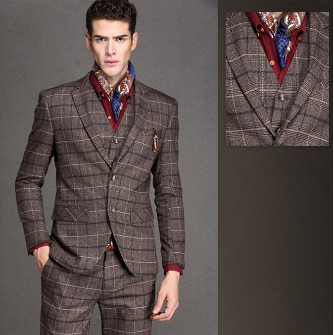 suit blazer Picture - More Detailed Picture about 2015 Custom Made ...