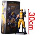 """New 12""""30cm PVC Action Figure Superheros Doll Crazy Toys Movie X-MEN Xmen The Wolverine Collection Toy Gift For Children"""