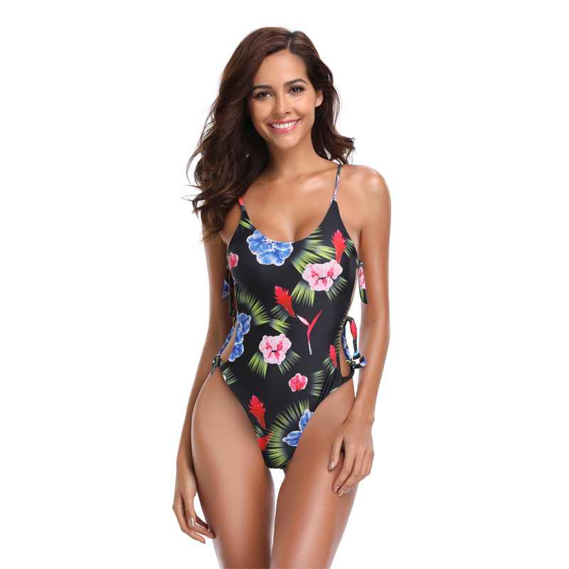 One Pieces Swimsuits Swimwear For Women Push Up Swimming Bench Bathing Suits Sexy in Body Suits from Sports Entertainment