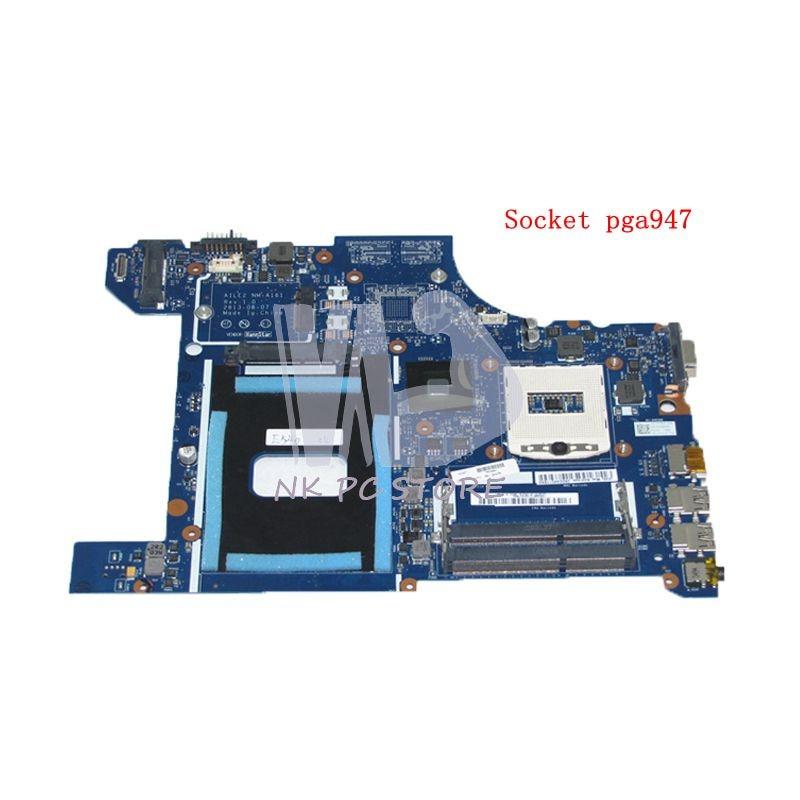 NOKOTION FRU 04X4781 PC Motherboard For Lenovo ThinkPad E540 Main Board System Board AILE2 NM-A161 PGA947 DDR3L nokotion 645386 001 laptop motherboard for hp dv7 6000 notebook pc system board main board ddr3