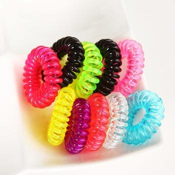 Cute Colorful Scrunchies 6