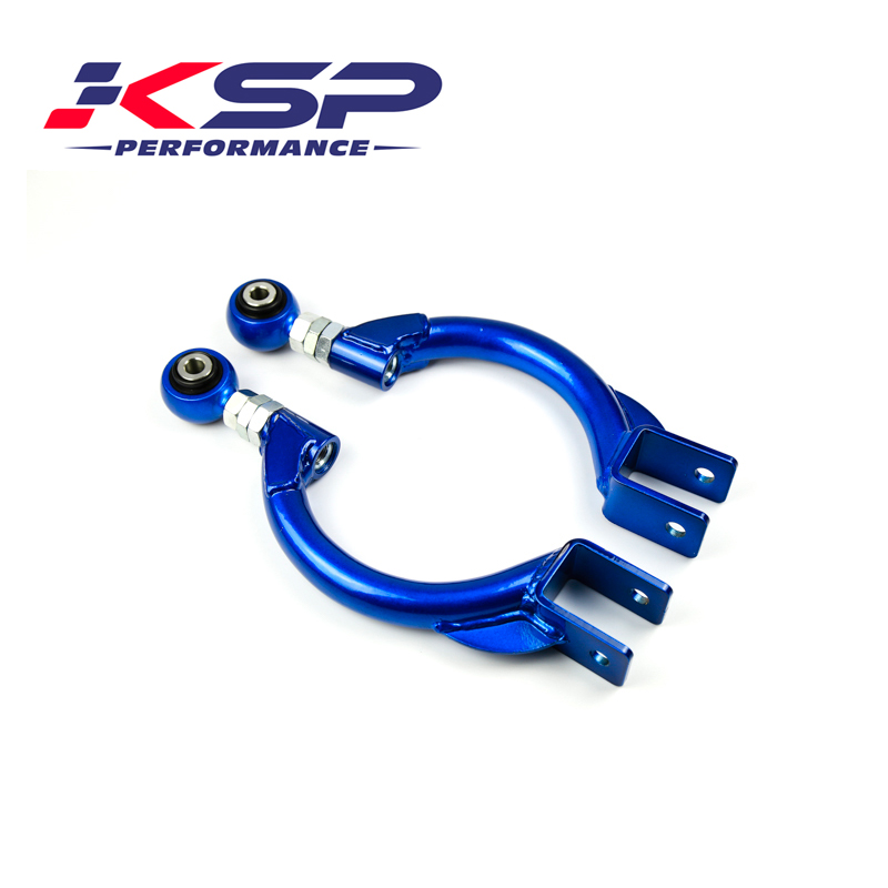 Kingsun Rear Adjustable Suspension Upper Control Arms Camber Kit For Nissan 240SX 95 98 S14 / 99 02 S15 / Skyline R33/R34 93 02