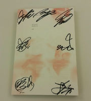 BTS autographed 2015 mini 3rd album YOUNG FOREVER PT.1 Pink version CD+ photobook official new korean